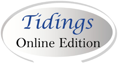 "Click here for the Online Version of ""Tidings"" for Trinity Episcopal Church in Elkton, Maryland."